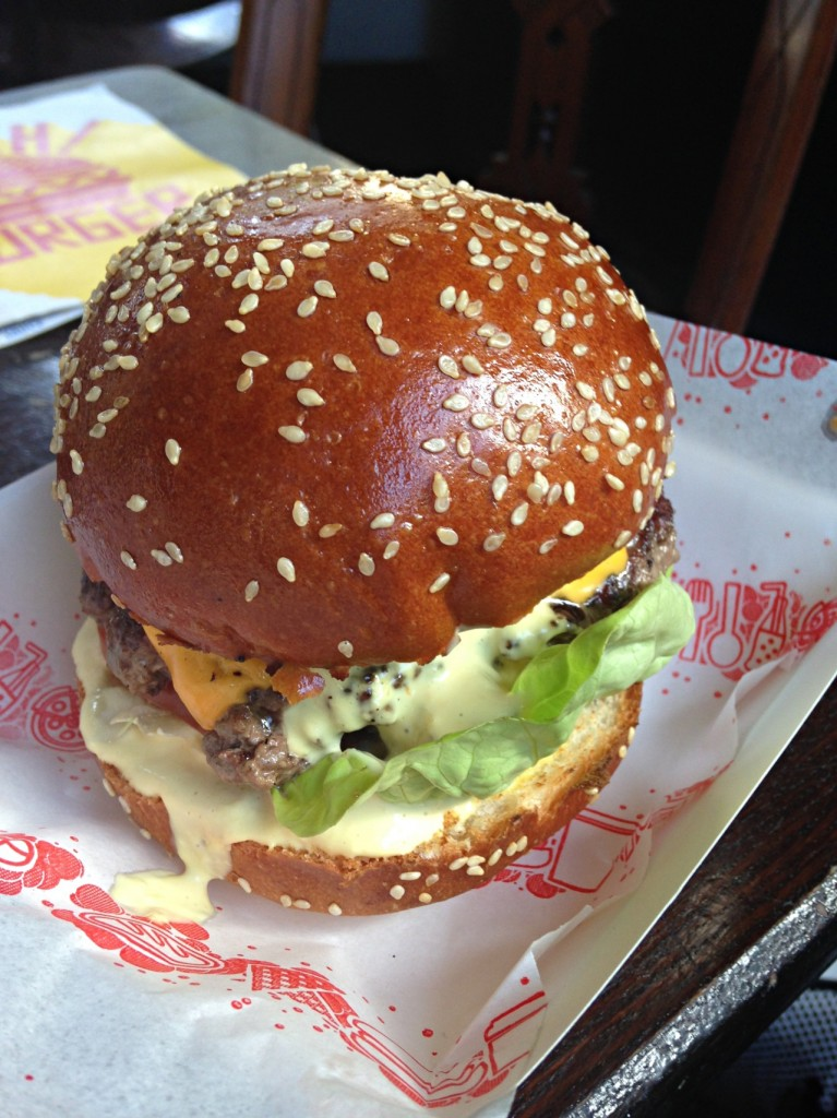 Yeah! Burger - The Cheeseburger