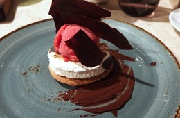 The Fable Wagon Wheel Dessert