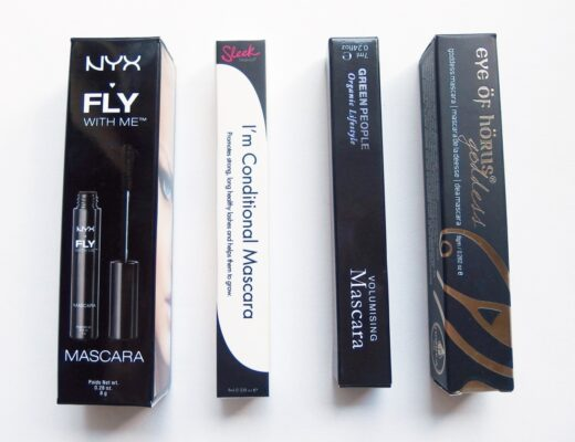 Mascaras Review