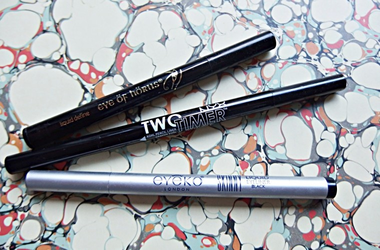 Liquid Eyeliner Review
