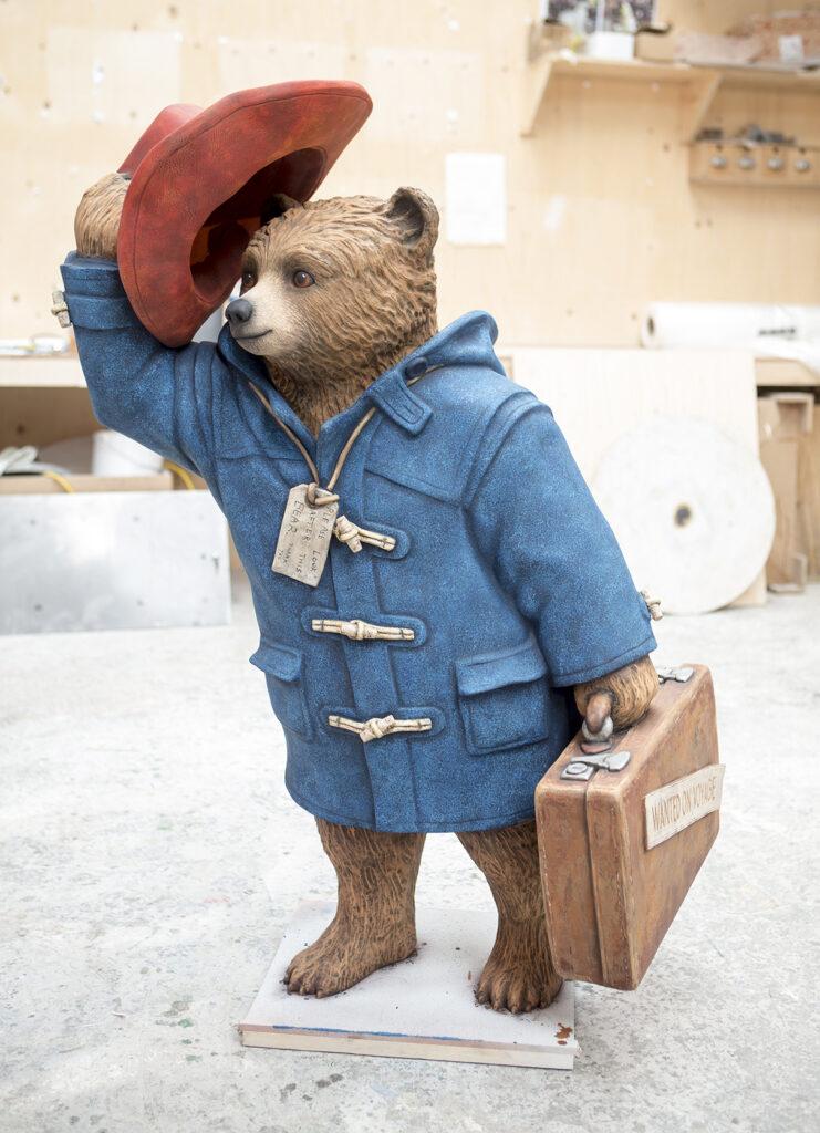 Paddington Bear Models