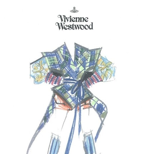 Peter Pan costume by Vivienne Westwood