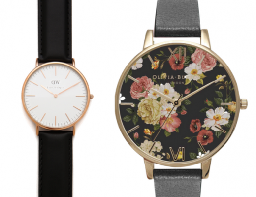 Designer Watches For Him & Her
