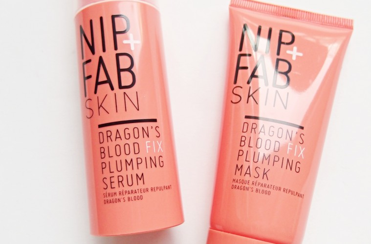 Nip + Fab Dragon's Blood Fix Review