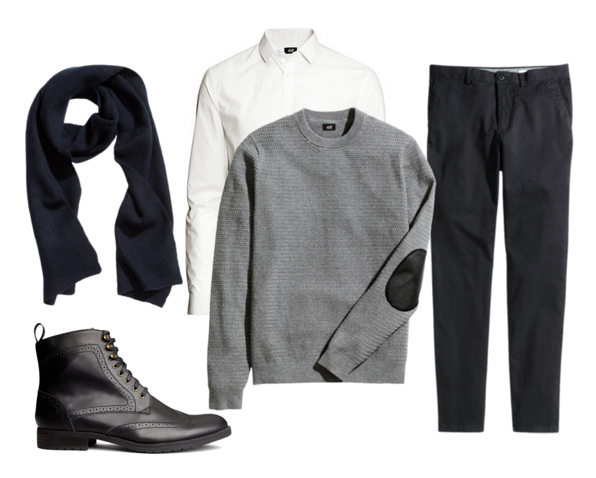 Outfit For A Guy For A First Date