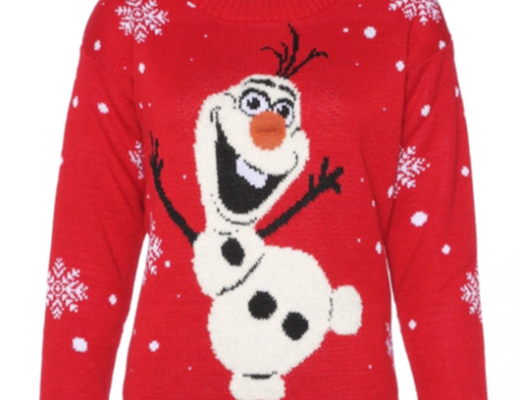 Top Christmas Jumpers 2014 Men & Women