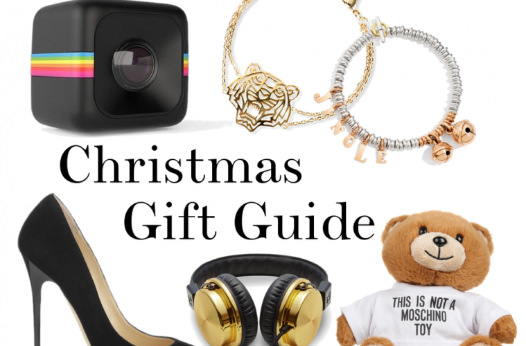 Christmas Gift Guide 2014 - Ideas For Women & Men