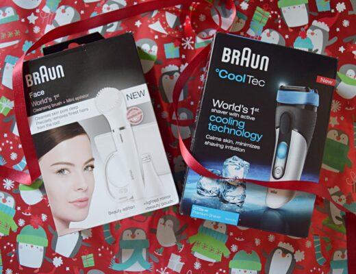 Braun Christmas Giveaway