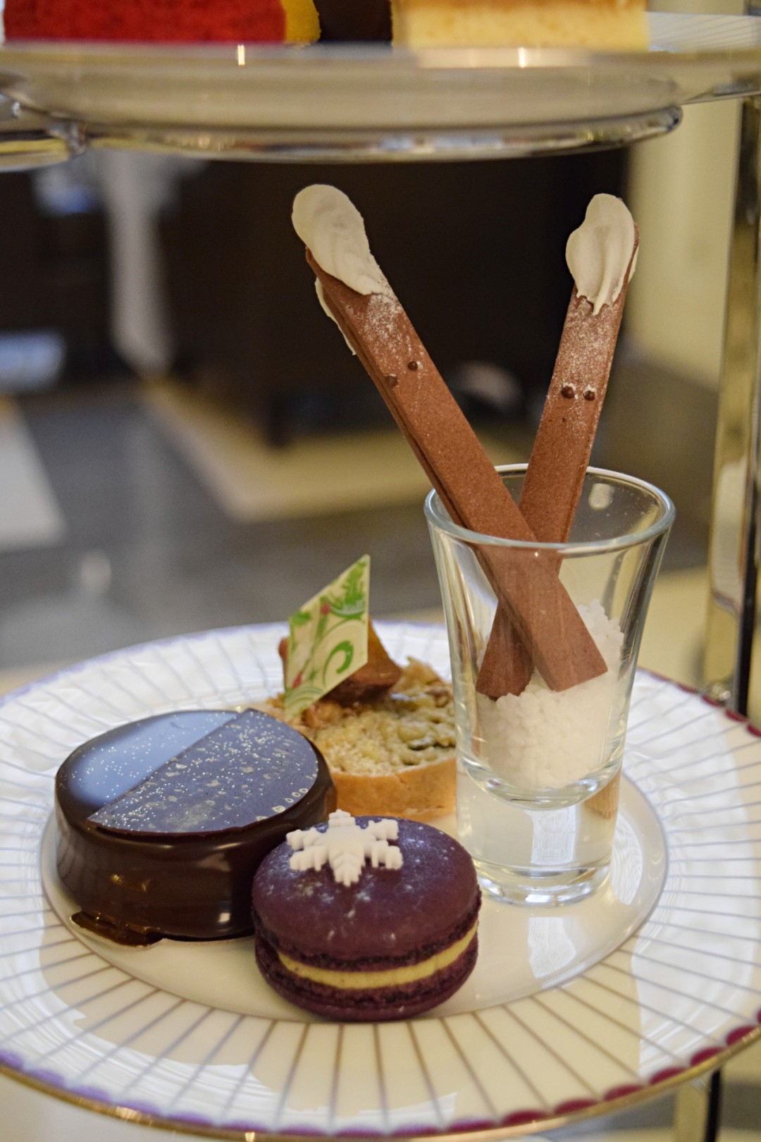 Corinthia Hotel Festive Afternoon Tea