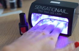 How To Use Sensationail Gel Home Kit
