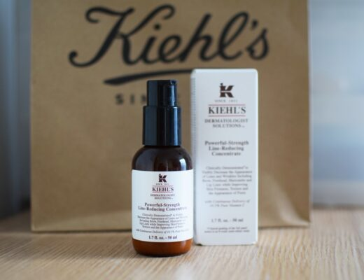 Kiehl's Powerful Line Reducing Concentrate
