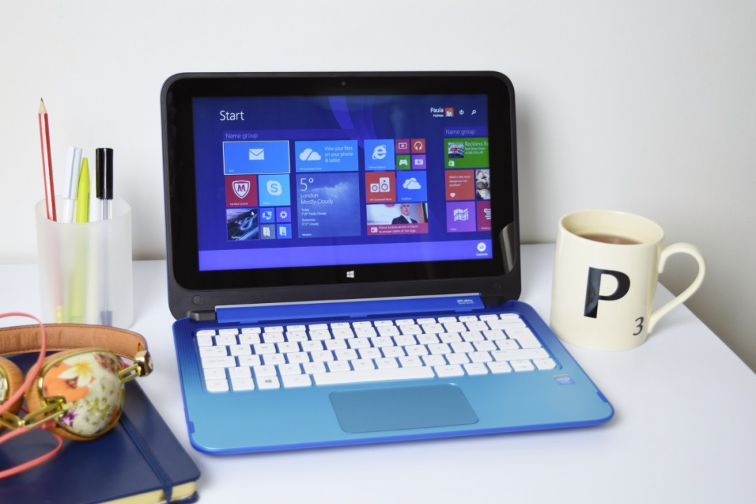 HP Stream X360 Notebook Laptop With Intel InsideR Review