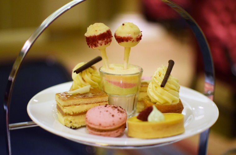 Afternoon Tea Lancaster London