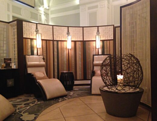 Chuan Spa at The Langham Hotel