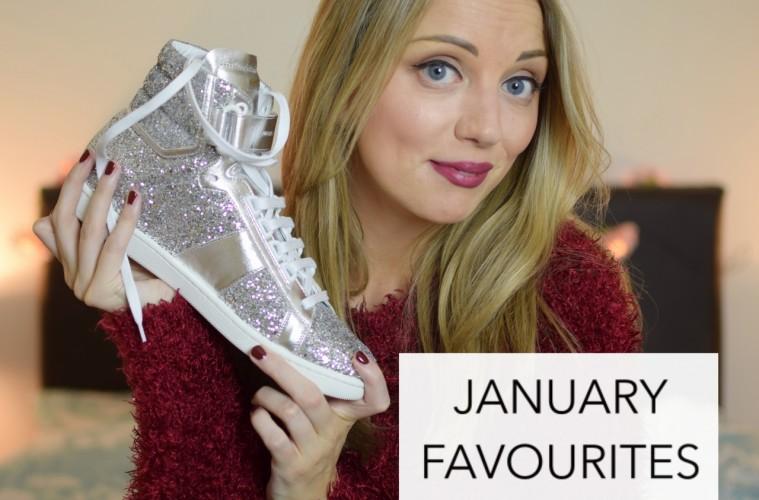 Janaury Favourites - The LDN Diaries