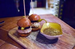 Iberica Mini Burgers