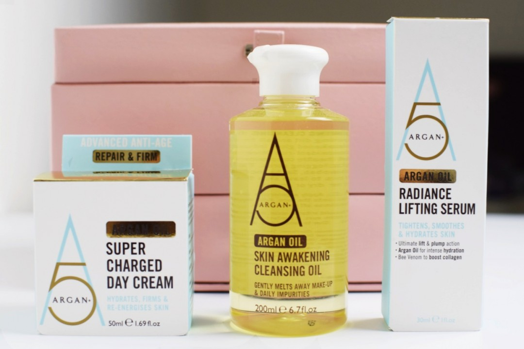 Argan+ skincare review