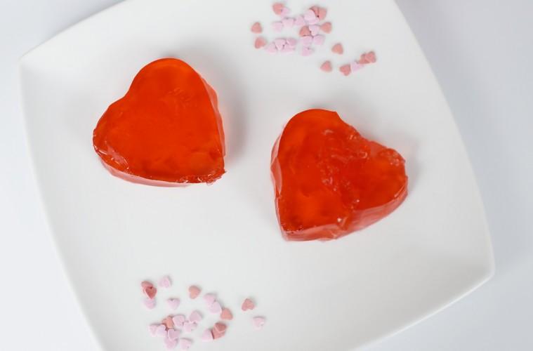 Love Heart Jellies