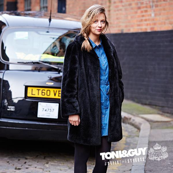 Toni&Guy Style The Streets