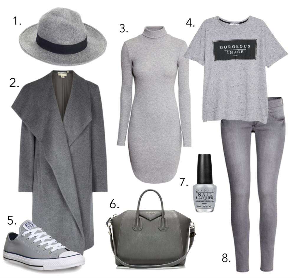 50 Shades of Grey fashion