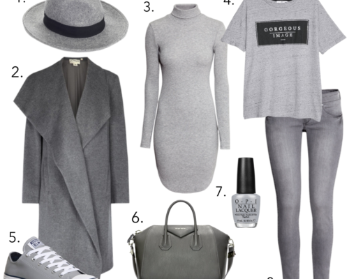 50 Shades of Grey fashion