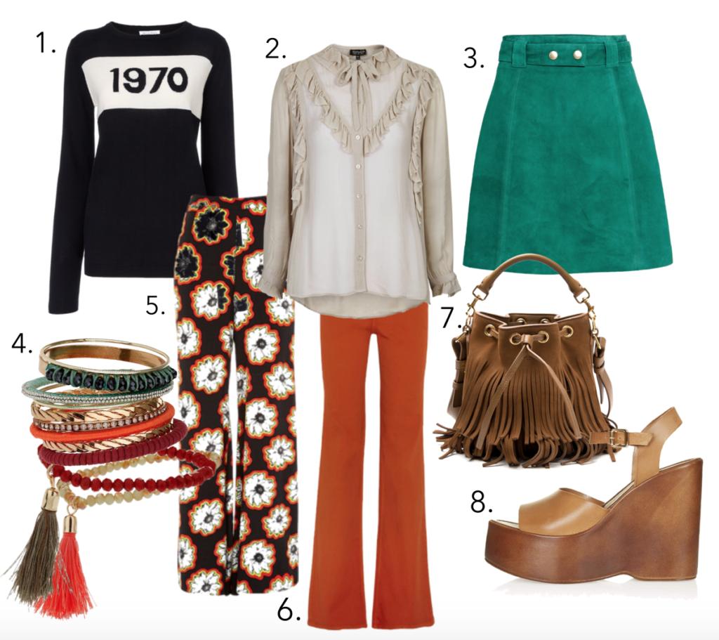 Seventies Trend SS15