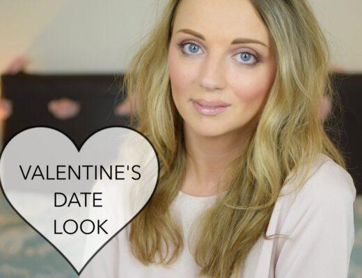 Valentines Date Look Vlog