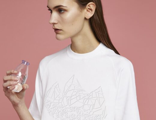 Agi Sam x Evian T-Shirt