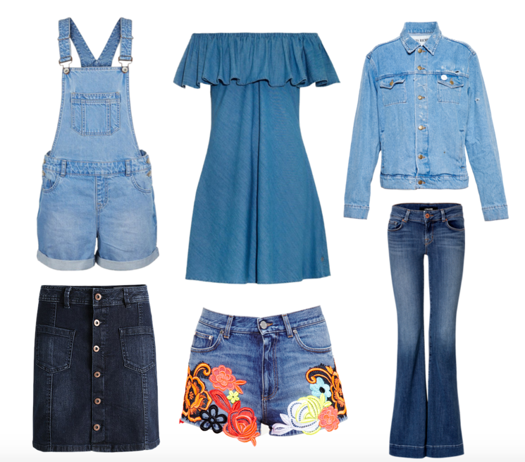 SS15 Trends Denim