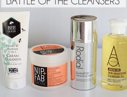 A Guide to Cleansers