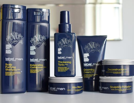 label.men haircare review