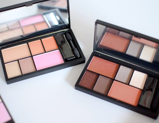 Sleek Makeup Eye & Cheek Palettes