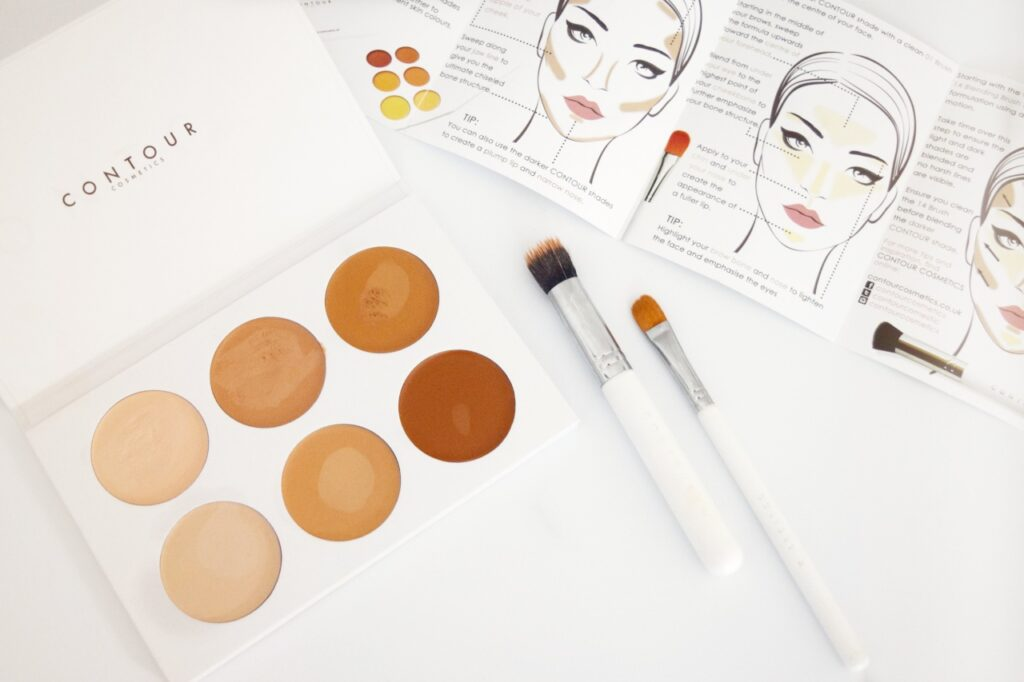 Contour Cosmetics Palette Review