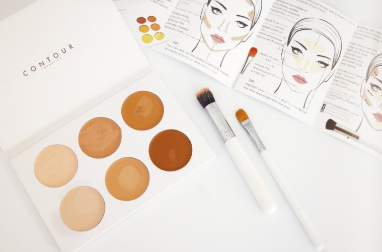 Contour Cosmetics Palette Review