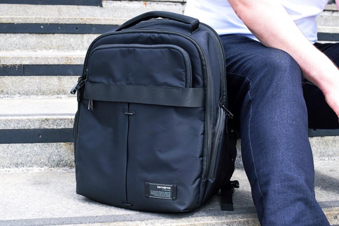 Samsonite Cityvibe backpack review