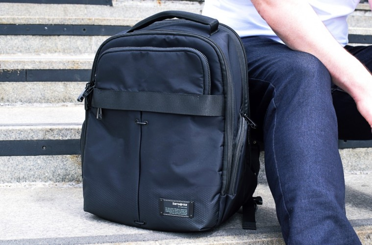Samsonite Cityvibe backpack review