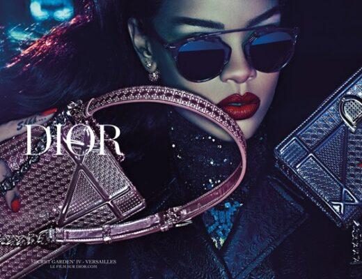 Dior Rihanna Secret Garden