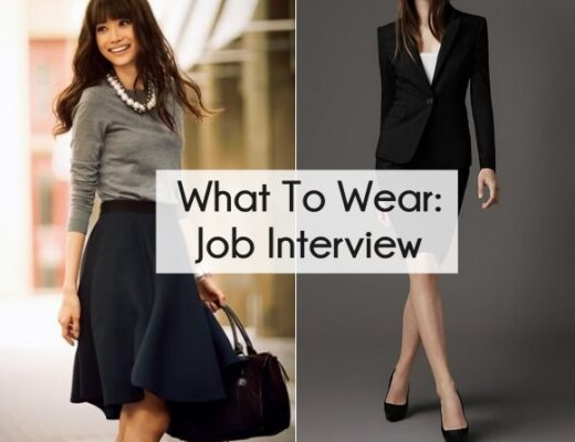 What To Wear Job Interview