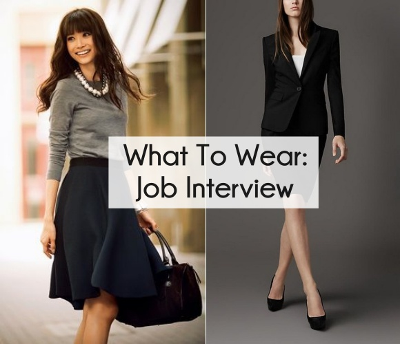 Job Interview Fashion Retail
