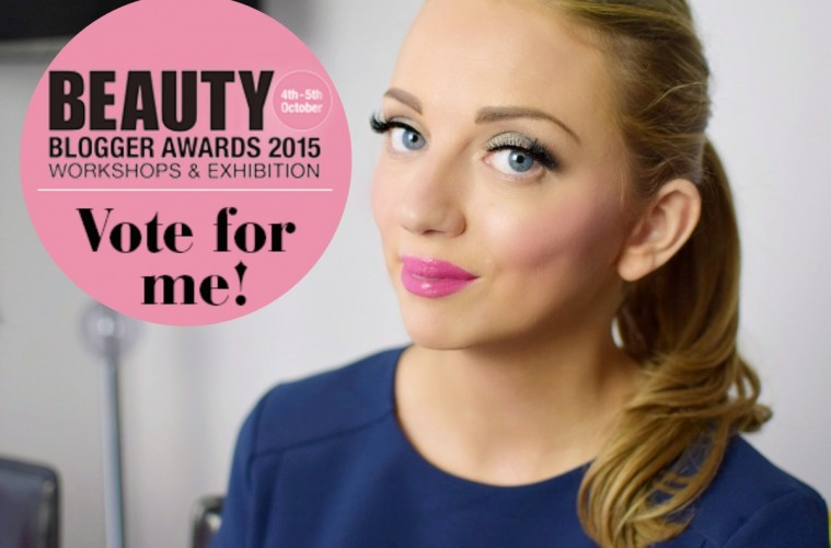 Finalist Beauty Blogger Awards