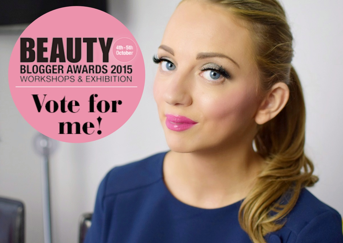 Finalist Beauty Blogger Awards