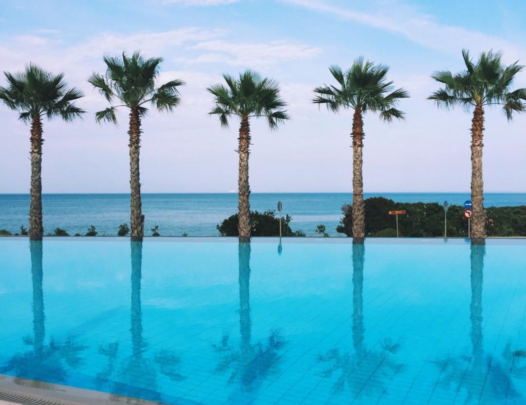 Tesoro Blu Hotel Palms in Kefalonia