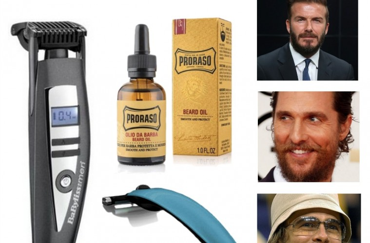 Top 3 Beard products for national beard week