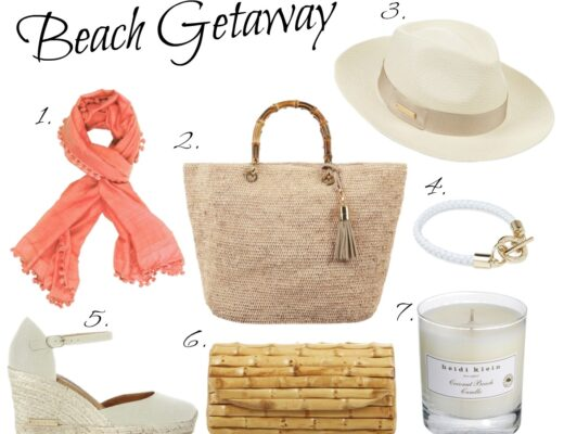 Heidi Klein Beach Accessories