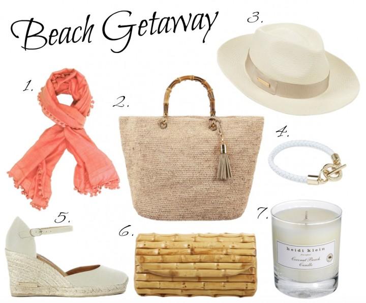 Heidi Klein Beach Accessories