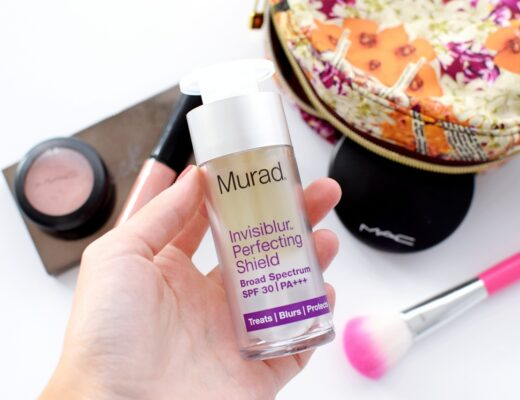 Murad Invisiblur Perfecting Shield Review