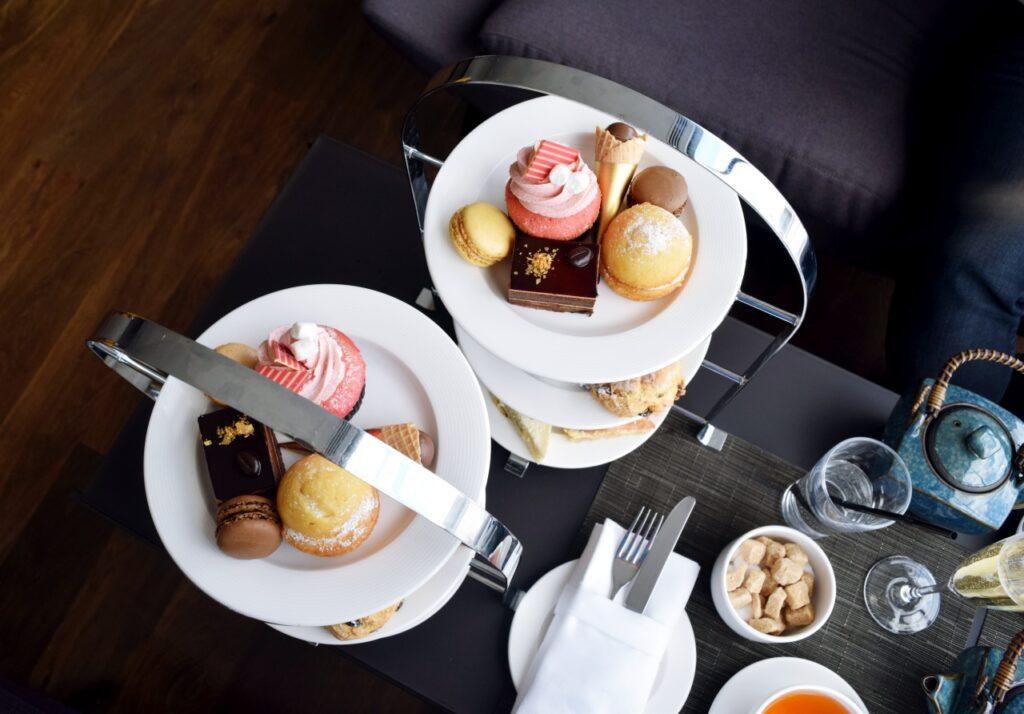 Afternoon Tea Hilton Wembley Hotel