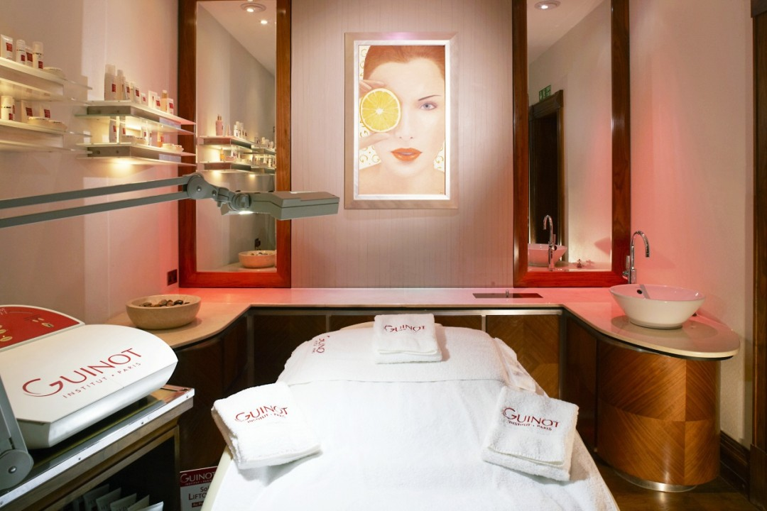 Guinot Hydradermie facial review