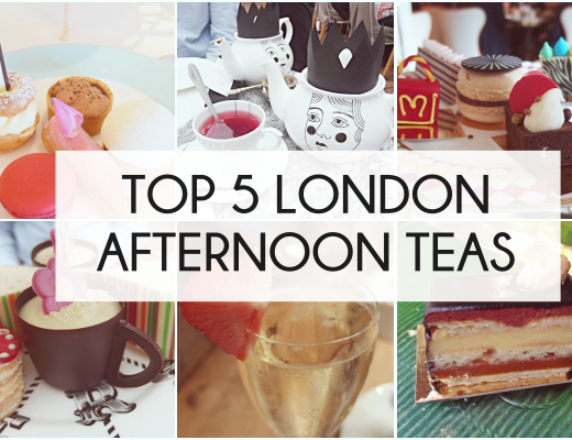 Best Afternoon Teas London
