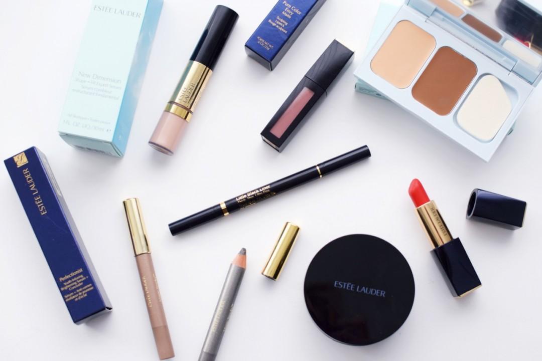 Estee Lauder Autumn Makeup Review 2015